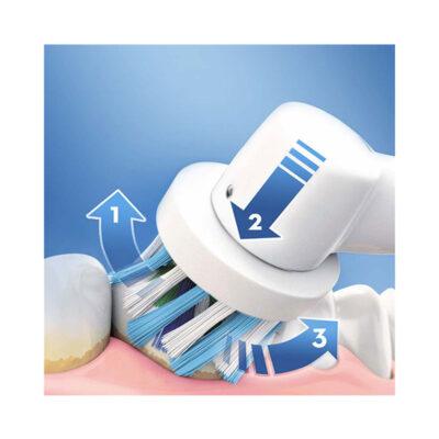 Oral-B Vitality 100- Elektrische Tandenborstel – Zwart