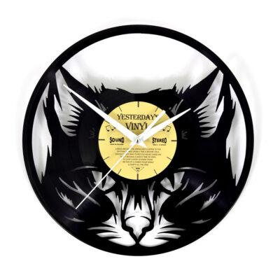 Yesterdays Vinyl Klok Boze Kat 30 cm