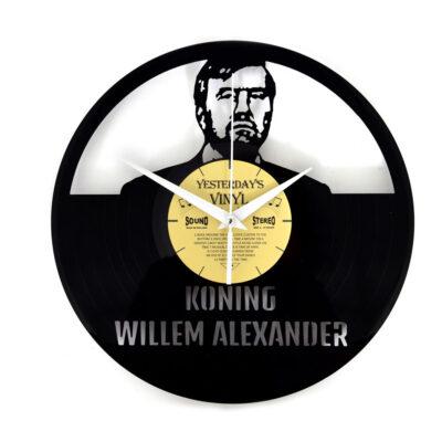 Yesterdays Vinyl Klok Koning 30 cm
