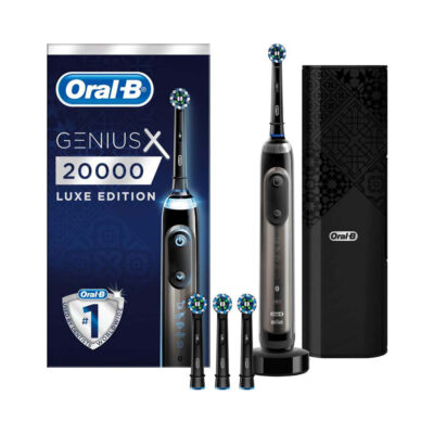 Oral-B Genius X 20000 – Elektrische Tandenborstel